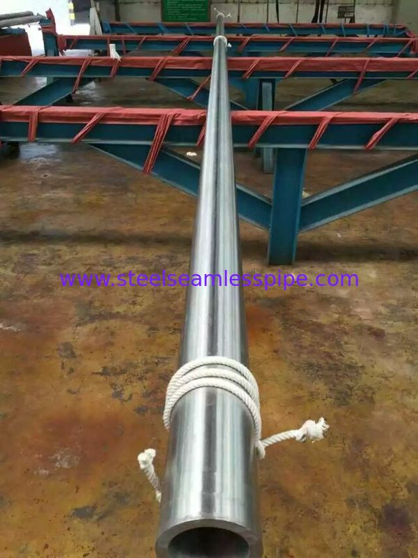 "ASME SB163 800H Incoloy Pipe DIN 17459 1.4959 Seamless 4"" SCH80S 6M"