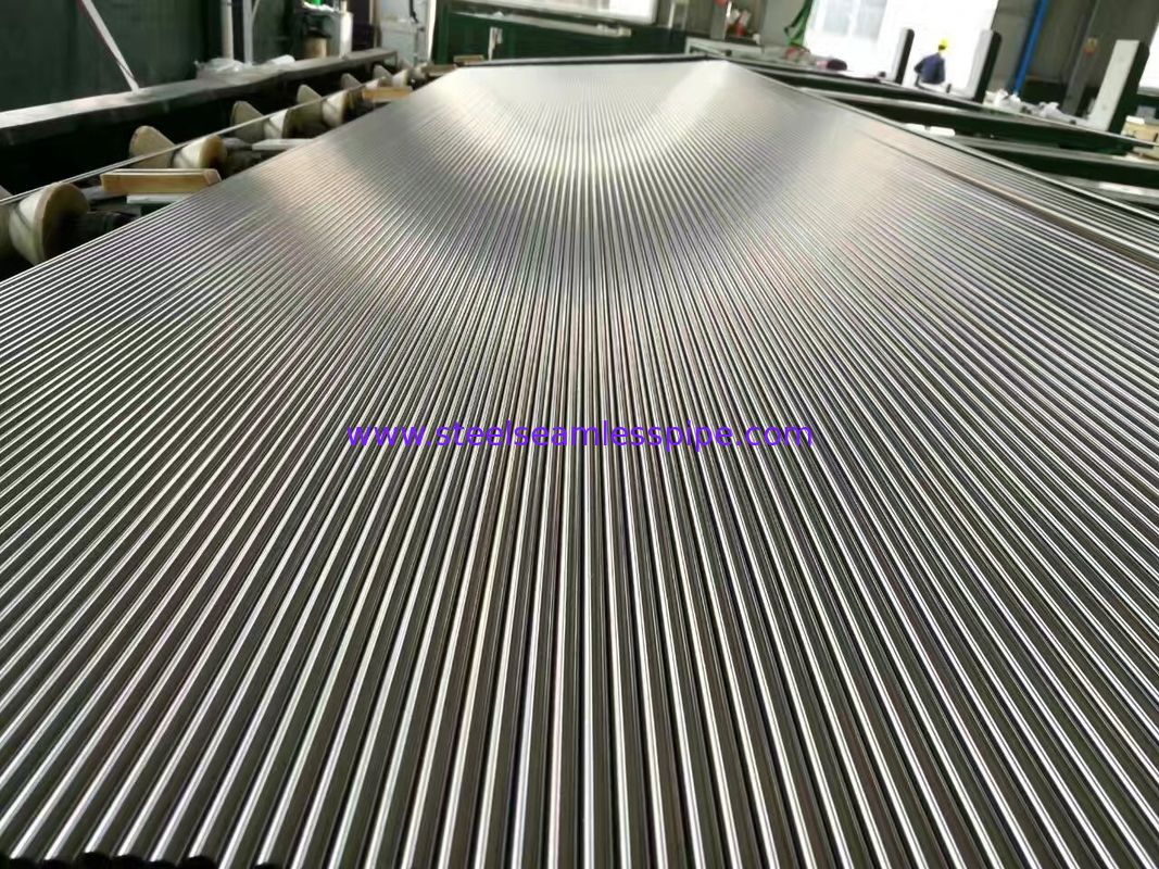 Heat-exchanger/Boiler tube Pickled / Bright Annealed Stainless Steel Seamless Tube /Steel Tube ASME SA213 TP316/316L.