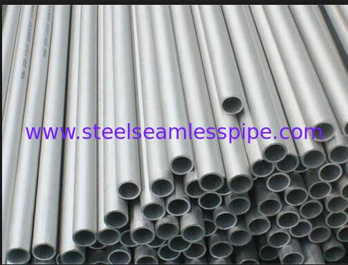 Stainless Steel Seamless Pipe(Tubos de acero inoxidable sin costura)ASTM A312 TP304L, ASTM A312 TP316L