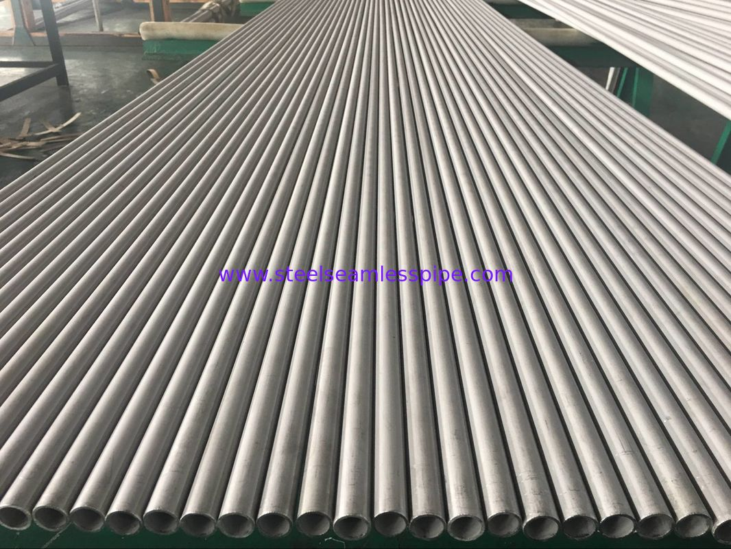 Stainless steel seamless tube, ASTM A213 TP304, TP304L,TP316L, SUS04, SUS316L, 1.4404, 6M, Minmum wall thickness, 16BWG.