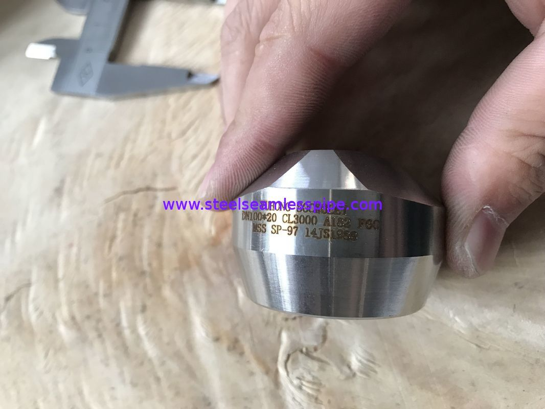 A182 F60/F51 Forged Steel Fittings Swage / Nipple Coupling Elbow Bush Union 3000# ASTM B16.11