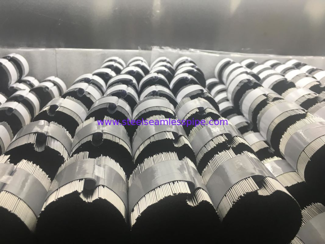 Bright Annealed Seamless Stainless Steel Tubing EN10305-1 Precision Capillary Tube